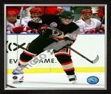 Patrick Kane 2008-09 NHL Winter Classic Framed Photographic Print