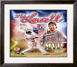 Mike Lowell Framed Photographic Print