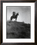 Ready for the Charge Posters by Edward S. Curtis