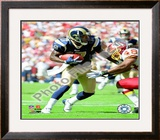 Donnie Avery 2009 Framed Photographic Print