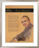 Great Contemporary Latinos - Luis Alvarez Art