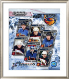 2006 - Atlanta Thrashers Framed Photographic Print