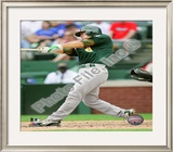 Kurt Suzuki Framed Photographic Print