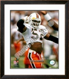 Ray Lewis Framed Photographic Print