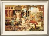 The Roman Bath Posters by Emmanuel Oberhausen