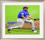 Carlos Zambrano - No Hitter / Overlay Framed Photographic Print