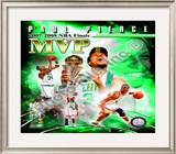 Paul Pierce - 2008 NBA Finals MVP Framed Photographic Print