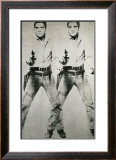 Double Elvis, c.1963 Posters by Andy Warhol