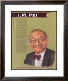 I.M. Pei Print