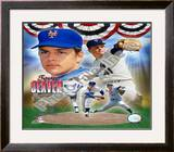 Tom Seaver - Legends Compostie; NY Mets Framed Photographic Print