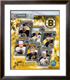 2006 - Boston Bruins Framed Photographic Print