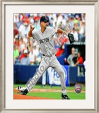 Tim Wakefield 2009 Framed Photographic Print