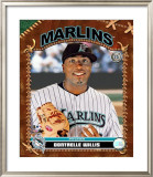 Dontrelle Willis Framed Photographic Print