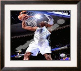 Dwight Howard- '09 Finals Framed Photographic Print