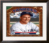 Lou Gehrig Framed Photographic Print