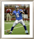 Jon Kitna Framed Photographic Print