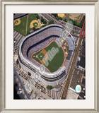 Yankee Stadium 1996; Ariel View Framed Photographic Print