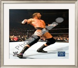 Triple H Framed Photographic Print