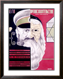 His Highness Framed Giclee Print by D. Bulanov