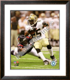 Reggie Bush 2008 Rushing Framed Photographic Print