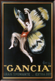 Gancia, Gran Spumenta Framed Giclee Print by Leonetto Cappiello