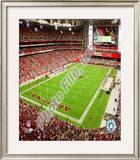 University of Phoenix Stadium 2008 Framed Photographic Print