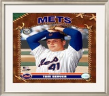 Tom Seaver Framed Photographic Print