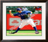 Ian Kinsler Framed Photographic Print
