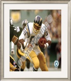 Kellen Winslow Action Framed Photographic Print