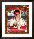 Stan Musial Framed Photographic Print