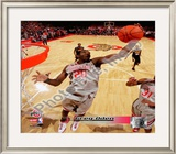 Greg Oden Ohio State Buckeyes Framed Photographic Print