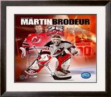 Martin Brodeur Framed Photographic Print
