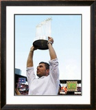 Jim Edmonds Framed Photographic Print