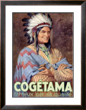 Cogetama Framed Giclee Print