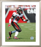 Ronde Barber Framed Photographic Print