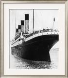 The Titanic, 1912 Framed Photographic Print