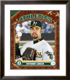 Esteban Loaiza Framed Photographic Print