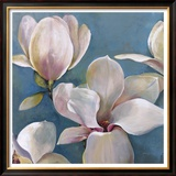 New Magnolias I Prints by  Georgie