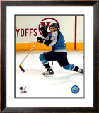 Jonathan Cheechoo Framed Photographic Print