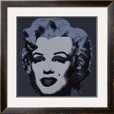 Marilyn, c.1967 (Black) Art by Andy Warhol