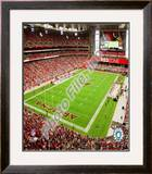 University of Phoenix Stadium 2008 Framed Photographic Print
