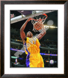 Andrew Bynum Framed Photographic Print