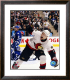 Dany Heatley Framed Photographic Print