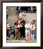 T.J. Houshmandzadeh Framed Photographic Print