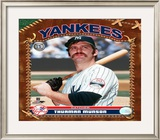 Thurman Munson Framed Photographic Print