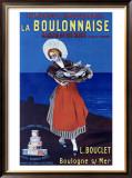 La Boulonnaise Framed Giclee Print by Leonetto Cappiello