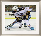 Thomas Vanek Framed Photographic Print