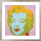 Marilyn, c.1967 (Pale Pink) Prints by Andy Warhol