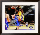 Lamar Odom Game One of the 2009 NBA Finals Framed Photographic Print