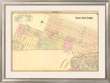 East New York (Sec 9), c.1874 Framed Giclee Print by Henry Fulton